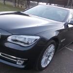 BMW série 7, BMW, série 7, berline, luxe, berline luxueuse, voiture femme, connectedDrive, essai, essai auto, soumaya Fallah