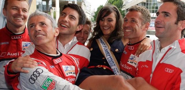 Clémence Potier, Miss 24h du Mans, 24h du mans, élection, concours beauté, Miss france, voiture femme, course auto