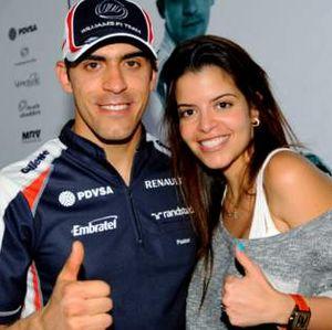 Pastor Maldonado, Gabriella Tarkany, F1, formule 1, amour, femme F1, femme paddock, paddock, top 10, sexy