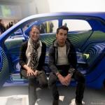 nouveau, concept carn Renault, Twin'z, Renault Twin'z, voiture électrique, lovegrove, design, laurens van den acker, Clémence de Bernis, Arnaud taquet