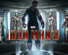 Iron Man 3, iron man, tony stark, film, action, héro, cinéma, audi, R8 e-tron