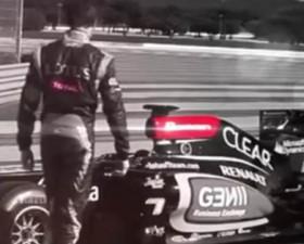 romain grosjean, total, sponsor, partenaire, F1, formule 1, pub, soutien, pilote