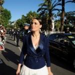 Bérénice Béjo, festival de cannes 2013, festival de cannes, renault, partenaire, palme d'or, cannes 2013, la vie d'adèle