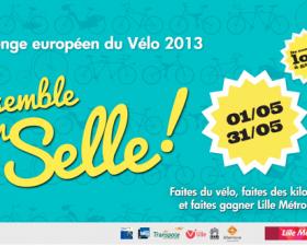 Altermove, challenge européen du vélo, vélo, écologie, Lille, mobivia, mobivia groupe