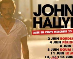 Johnny hallyday, Chevrolet, captiva, partenaire, tournée, musique, chanteur, star