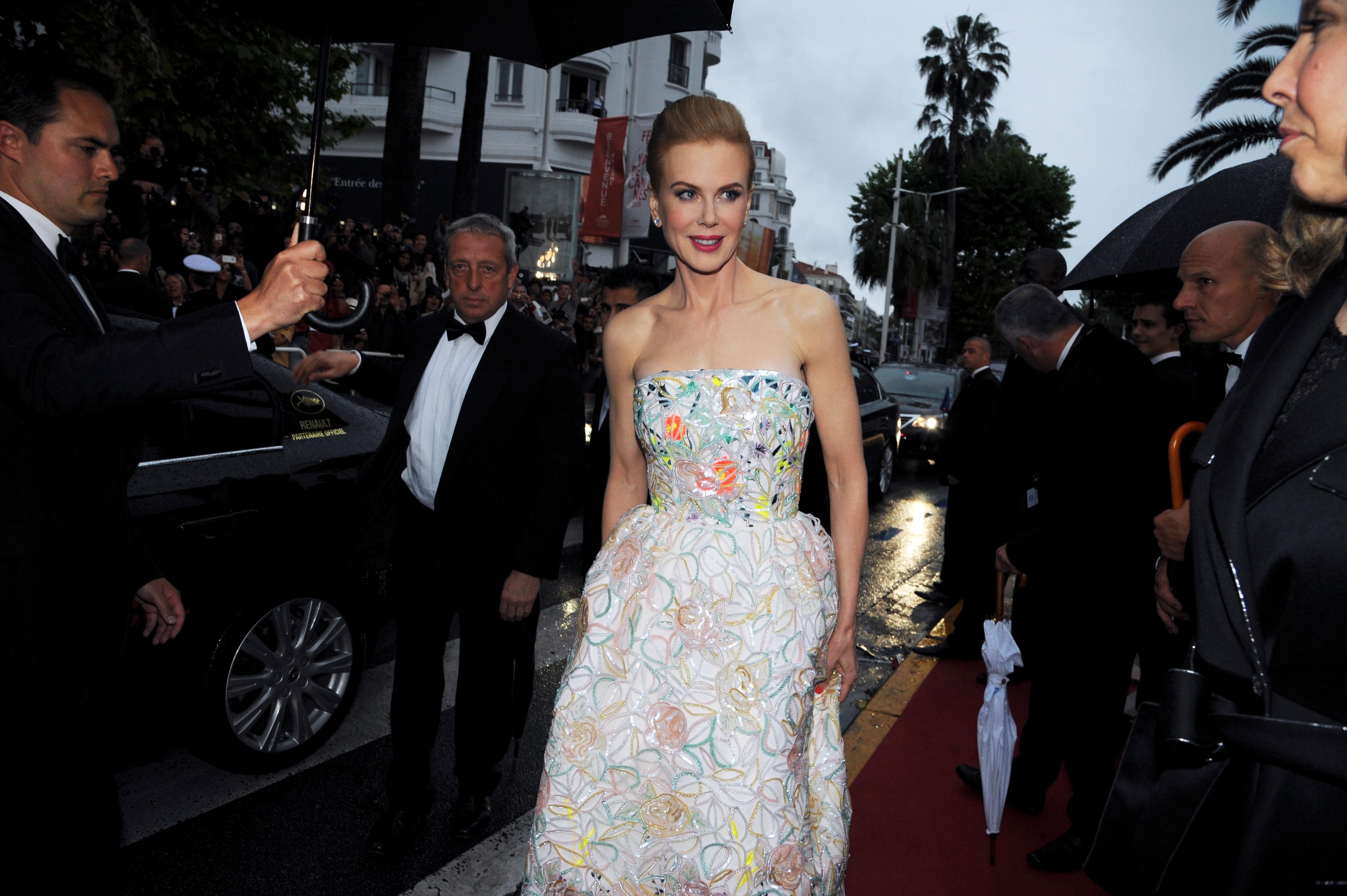 Nicole Kidman, festival de cannes 2013, festival de cannes, renault, partenaire, palme d'or, cannes 2013, la vie d'adèle