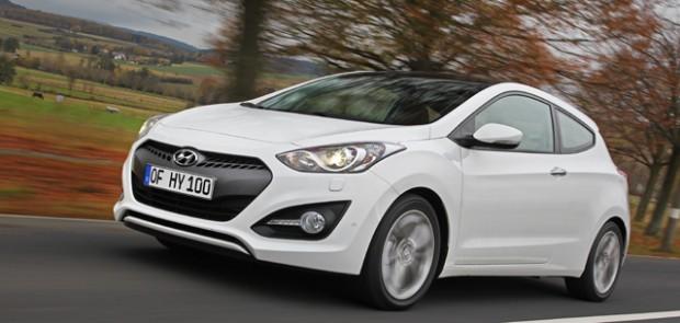 Hyundai i30, Hyundai, i30, compacte, 3 portes, citadine, nouveau, essai