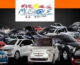 sixt, loueur voiture, fête de la musique, musique, artiste, paris