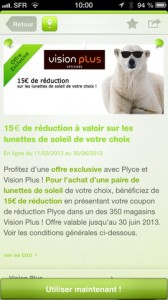 Plyce, application, iphone, application auto, application iPhone, application iPhone auto, bon plan, pratique