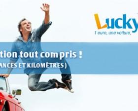 LuckyLoc, location voiture, location auto, pas cher, gratuit, voiture, bon plan, astuce, économique, écolo
