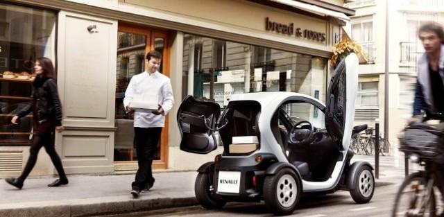 renault, twizy, cargo, twizy cargo, coffre, nouveau, pratique, voiture électrique