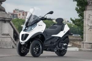Piaggio, mp3, yourban, essai, sccoter, scooter 3 roues