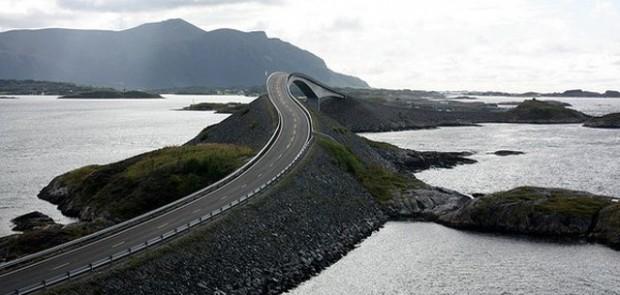 atlantic road, atlantique, routes du monde, plus belles routes, voyage, vacances, monde