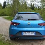 Essai, Seat Leon, break, Seat, Leon, compact, coupé