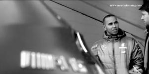 Lewis Hamilton, Mercedes CLA 45 AMG, Mercedes, CLA, AMG, pub, F1, circuit