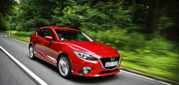 Mazda 3, mazda, route, japon, hiroshima, francfort, salon francfort, voyage