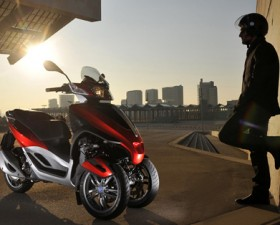 Piaggio, mp3, yourban, essai, sccoter, scooter 3 roues
