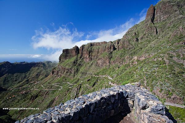 TF 436, plus belles route, monde, voyage, vacances, iles canaries, TOP 20