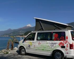 van, van aménagé, camper van, camping, location, économique, vacances