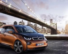 BMW, i3, voiture électrique, virginie ledoyen, ambassadrice, marraine, BMW i3, sienna miller