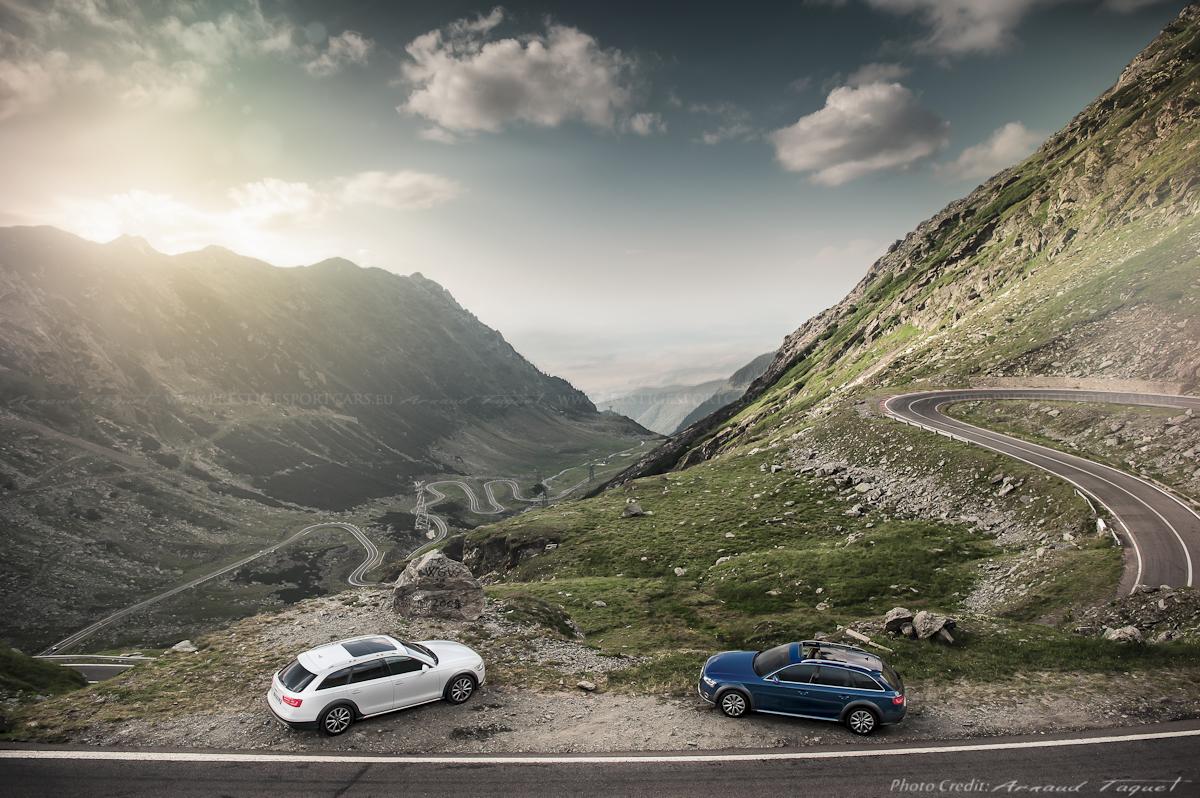Audi Roadtrip, audi, voyage, europe, A4, Transfagarasan, dracula, serbie, roumanie
