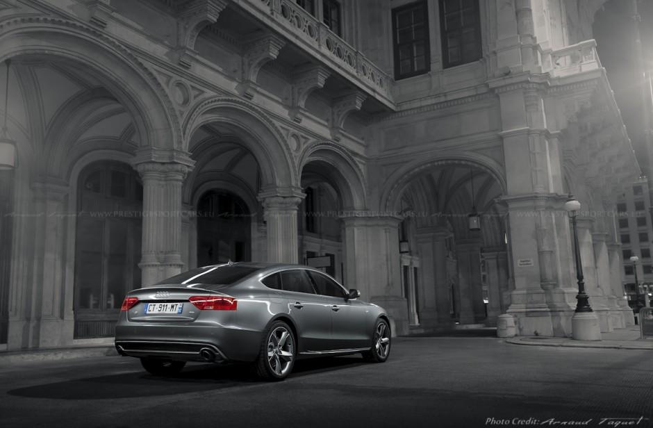 Roadtrip Audi, audi, A5 Sportback, voyage, europe, essai, voiture