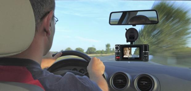 Dispositif camera embarquée voiture