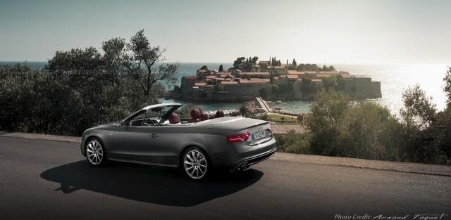 Monténégro, Audi, A5, cabriolet, essai, voyage, europe, tourisme