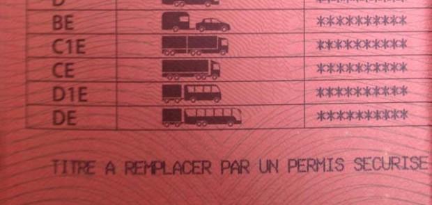 permis de conduire à puce, permis de conduire électronique, permis de conduire, nouveau, europe