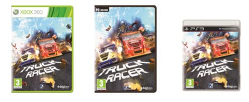 Truck Racer, noël, cadeau noel, cadeaux, surprise, idée cadeaux, jeu vidéo