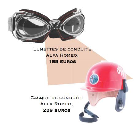 alfa romeo, moto, jeu, casque, lunette, cadeaux, cadeau surprise, idée cadeaux, jeu vidéo
