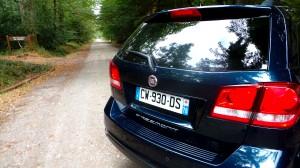 essai, fiat, freemont, morbihan, Europe, SUV