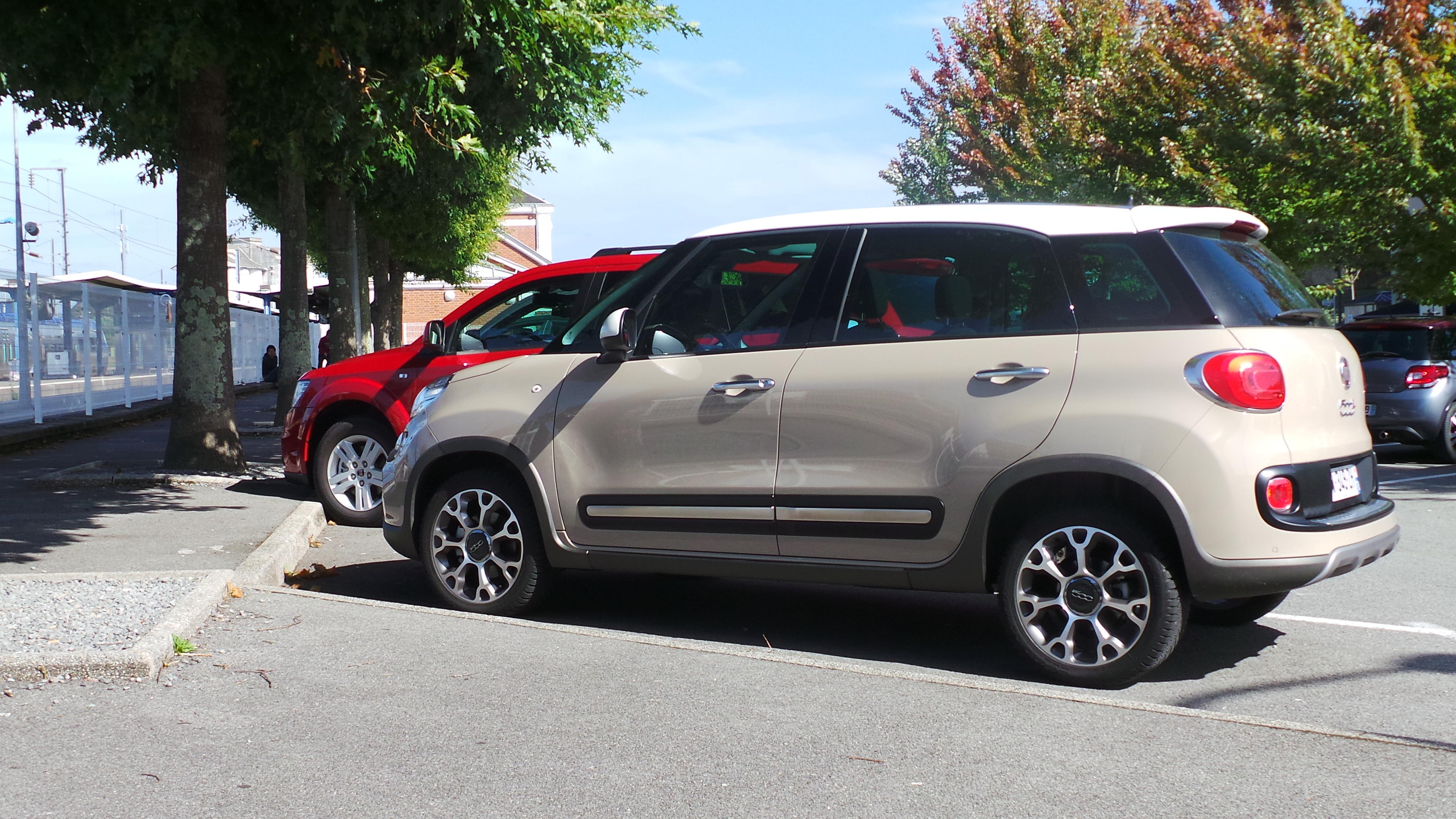 Fiat 500l Trekking 2013 2017 2018 Best Cars Reviews