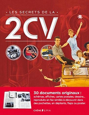 Livre 2CV, 2CV, cadeau, cadeau noel, idée, idée original, noel