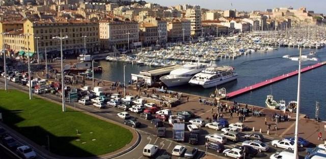 classement, marseille, paris, lyon, ville la plus embouteillée de France, TomTom