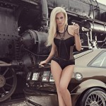 Miss tuning 2014, miss tuning, calendrier, Leonie Hagmeyer, tuning, sexy, sexy voiture
