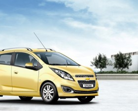 Chevrolet, Spark, Turbo, dreamworks, citadine, prix mini, pub