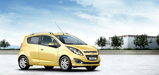 chevrolet spark s 39 offre une nouvelle publicit avec l 39 escargot turbo. Black Bedroom Furniture Sets. Home Design Ideas