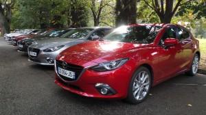 Mazda3, les Enjoliveuses, Mazda, essai, challenger, berline, berline compacte