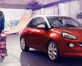 Centre commercial beaugrenelle, Opel, adam, partenaire, course noel, cadeau noel, shopping, chauffeur privé, gratuit
