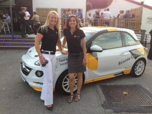 Charlotte Berton, femme pilote, pari sportif, Bwin, sport auto, pilote
