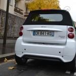 Smart, Fortwo, électrique, citadine, voiture électrique, voiture économique, écologie, voiture de ville