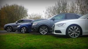 les Enjoliveuses, Audi, quattro, quattro days, le Mans