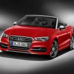 les enjoliveuses, Nouvelle, Audi, S3, Cabriolet