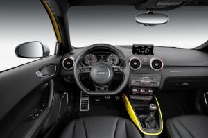 S1, Salon de Genève, Audi, les enjoliveuses