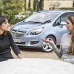 Opel Meriva, opel, meriva, essai, charlotte berton, clémence de bernis