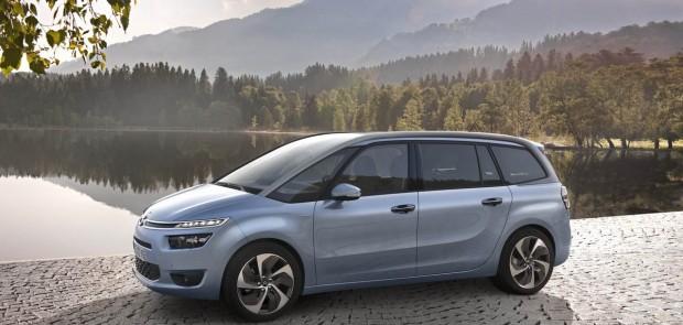 Citroën Grand C4 Picasso, Citroën, Grand C4 picasso, monospace, monospace de l'année, meilleur monospace, voiture familiale,
