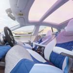 Concept-car, Rinspeed XchangE, Rinspeed, salon genève, genève 2014, voiture électrique, voiture autonome, Tesla, Model S