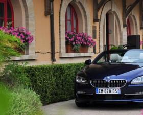 BMW, Relais & Châteaux, BMW i8, BMW i3, partenariat, luxe, hôtels, France