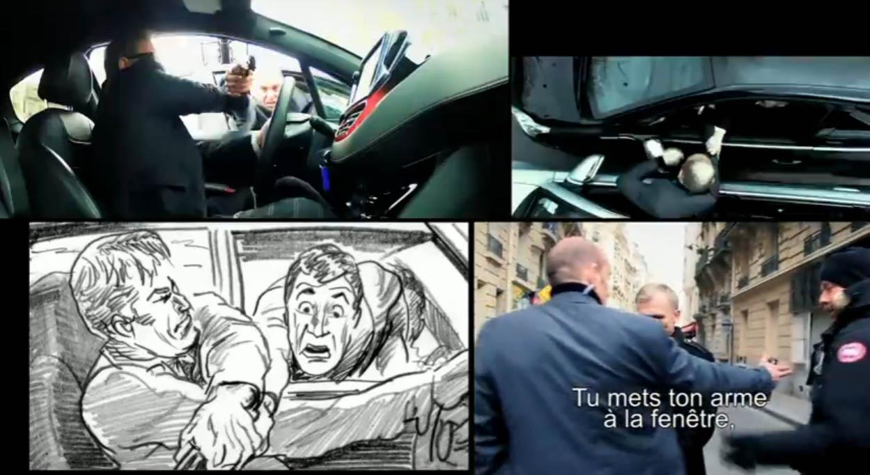 3 days to Kill, course-poursuite, paris, film, cinéma, cascade, kevin costner